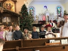 Msza św. dla dzieci w święto Świętej Rodziny_11